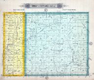 Township 30 South - Ranges 21 and 22 East, Crawford County 1906